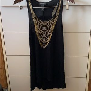 """Stunning """"necklace"""" tank top"""